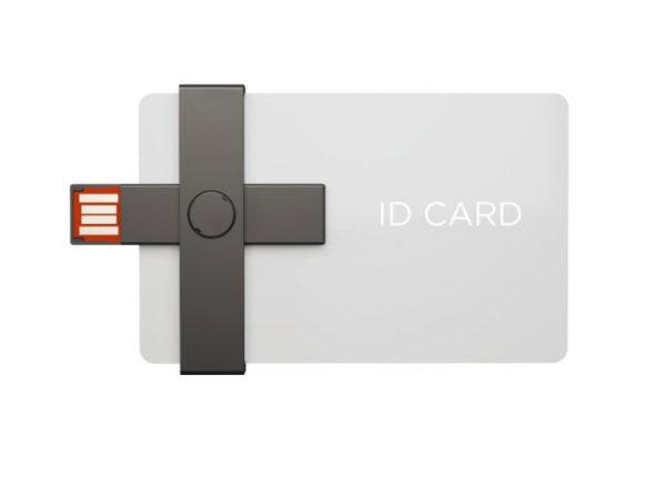 Lector DNI electrónico tarjetas inteligentes